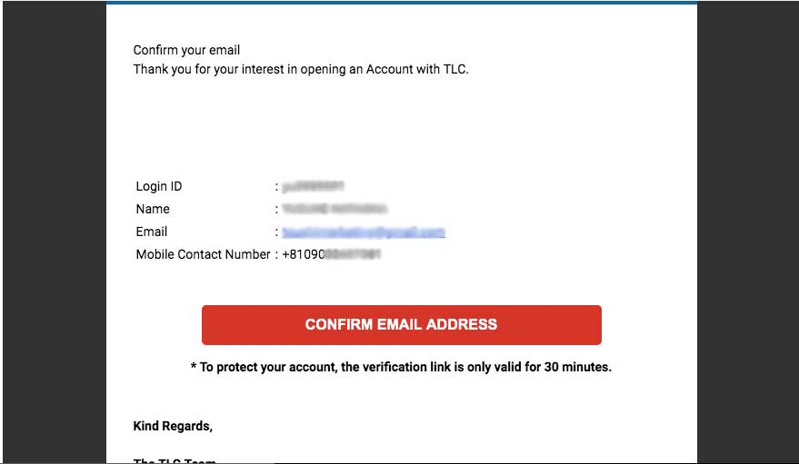 tlc email