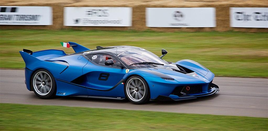 フェラーリ ラフェラーリ FXX K Ferrari_FXXK
