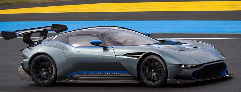 アストン・マーチン バルカン Aston_Martin_Vulcan