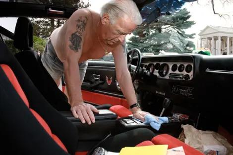 ジョー・バイデン 車